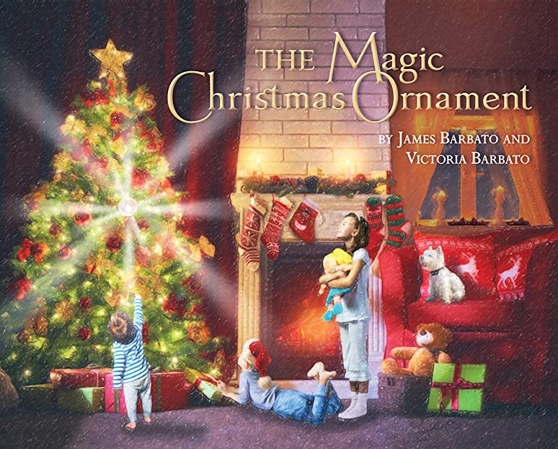 Magic Christmas Ornament