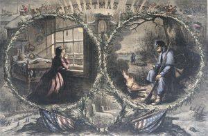 Thomas Nast Civil War Christmas