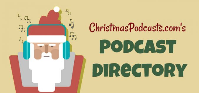 Christmas Podcast Directory