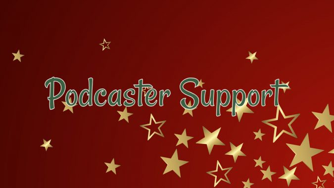 Podcast Support