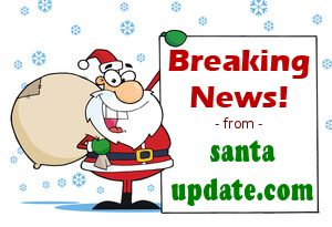 Breaking News from the North Pole